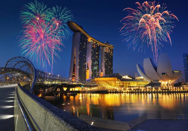 Куда лучше поехать на Новый 2020 год без визы
