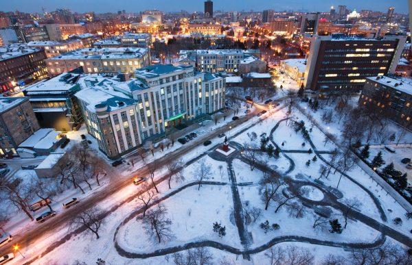 Куда можно сходить на Новый год в Новосибирске в 2019-2020