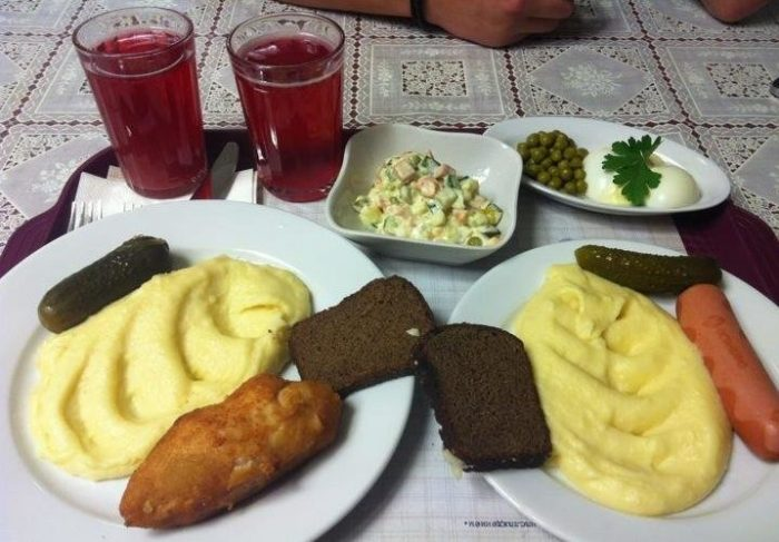 Где вкусно и недорого поесть у Кремля в Москве