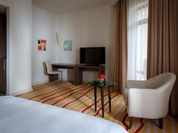 5 самых шикарных отелей в Сочи
