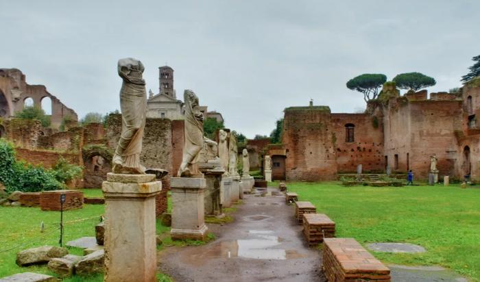 Что можно посмотреть в Риме за 3 дня