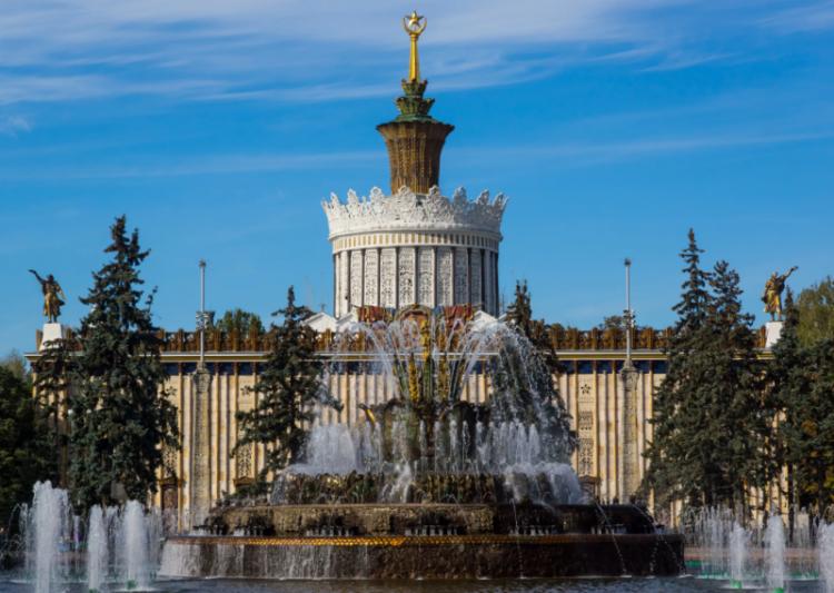 Самые интересные места Москвы за 3 дня
