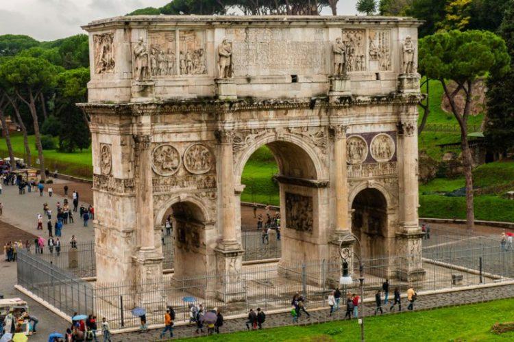 Маршрут по самым интересным местам Рима за 5 дней