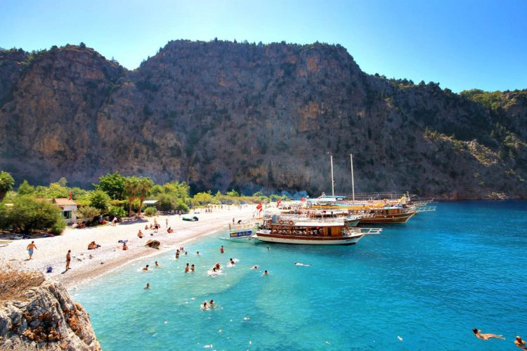 Сезон в Турции по месяцам и когда лучше отдыхать