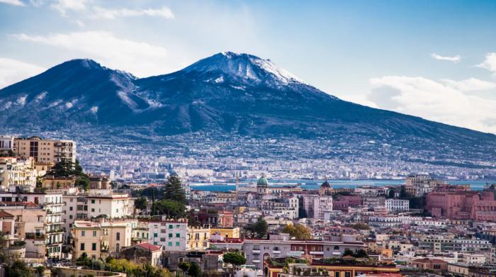 Как добраться из Неаполя в Помпеи