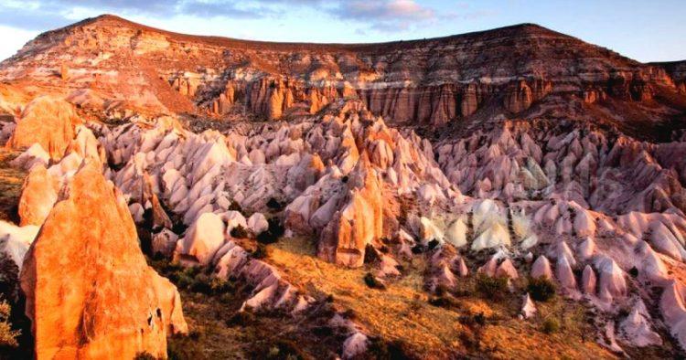 Самые интересные места Каппадокии за 3 дня