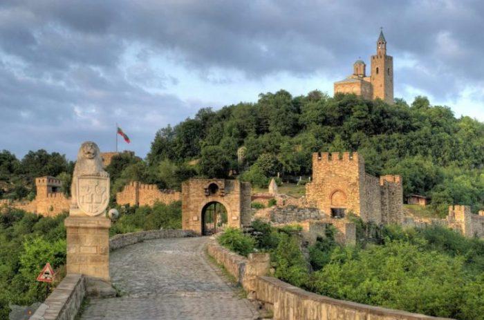 3 старинных замка Болгарии