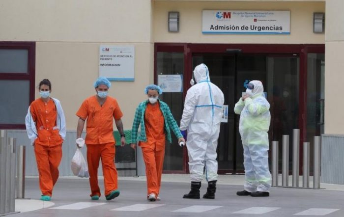 Статистика по коронавирусу в России на сегодня — 4 апреля 2020 года