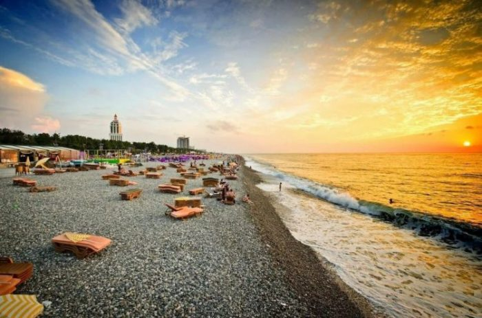 Куда можно будет поехать летом 2020 на море без коронавируса по России