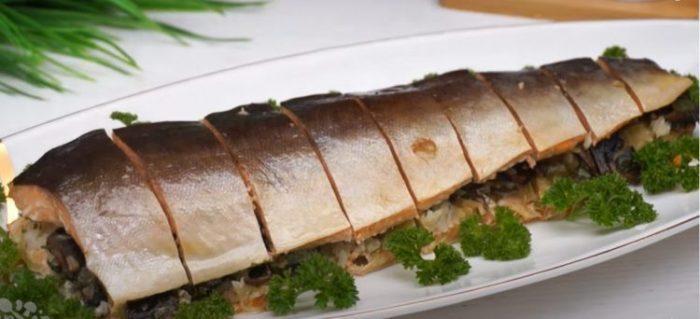 Блюда из рыбы на Новый год 2021