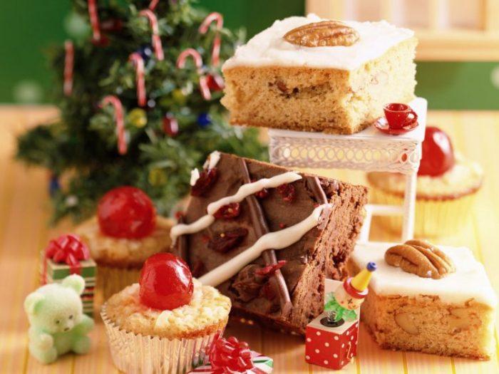 Десерты и выпечка на Новый год 2021